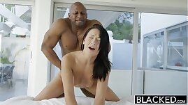 BLACKED Teen beauty tries anal sex