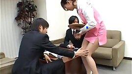 Yuuka Oosawa Office slut Girl